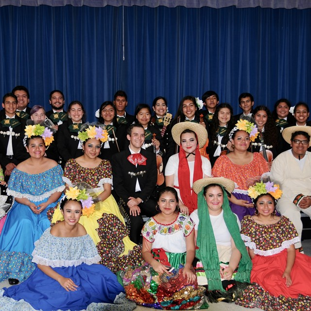 GGUSD students are proud to take part in the cultural festivities to celebrate Cinco de Mayo.